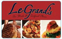 All You Can Eat Shrimp | LeGrand's Steak & Seafood