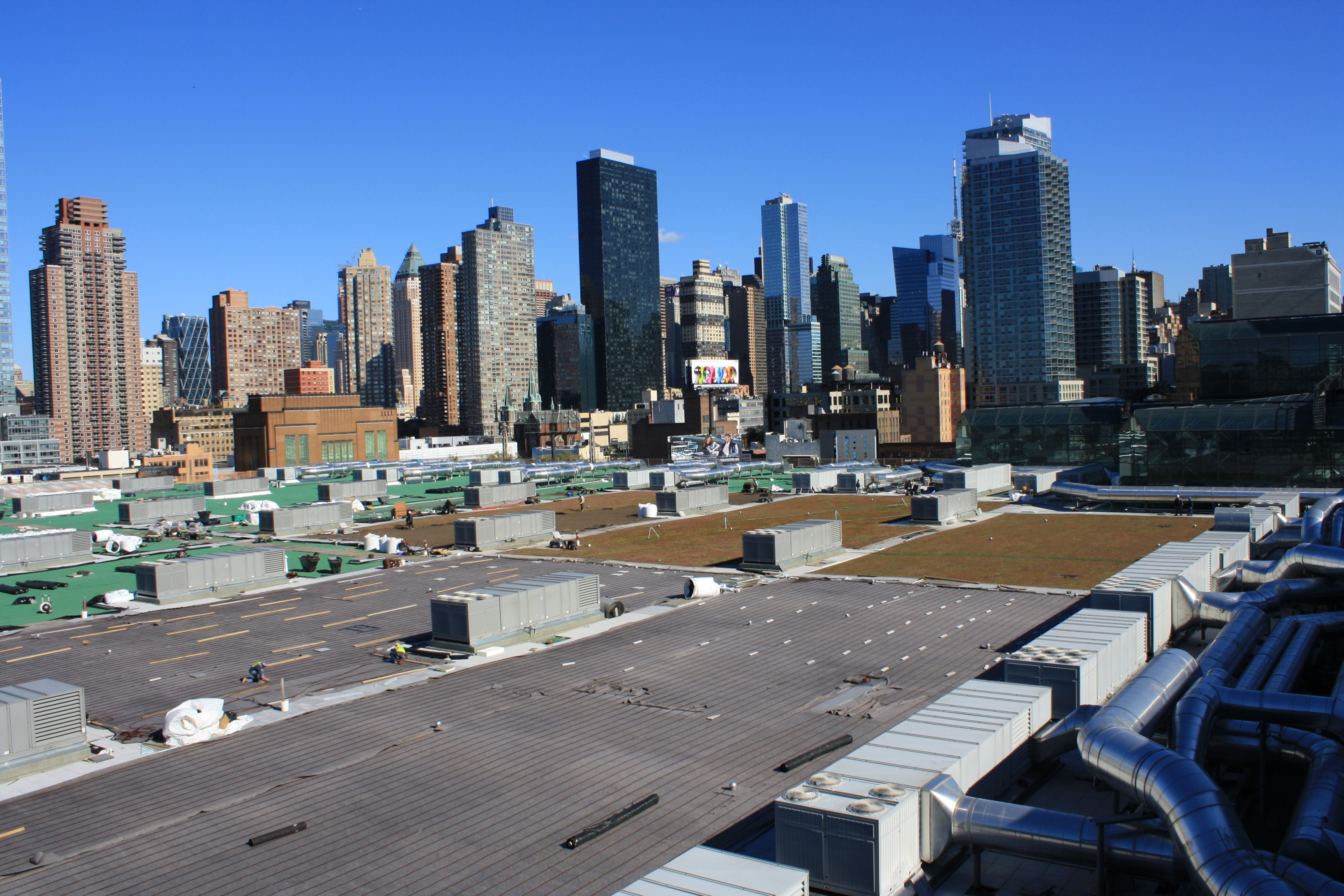 Xero Flor Green Roof System Selected For Massive Green