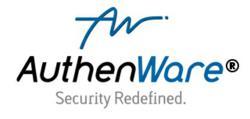AuthenWare®
