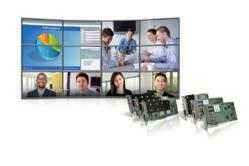 Matrox Mura MPX Series is now compatible with AMX Control Systems with release of free module facilitating video wall integration and control.