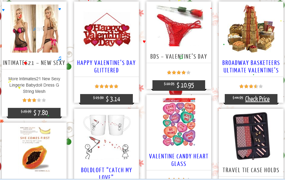 Valentine s day gifts for boyfriends and girlfriends best for Top gifts for boyfriends
