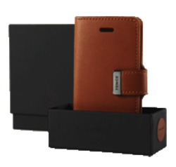 Fenice Cima Luxury leather smartphone case