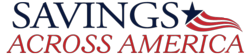 Savings Across America logo