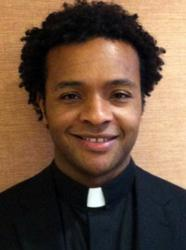 National Black Catholic Seminarians President Lorenzo Herman