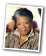 Maya Angelou to Speak at Randolph College