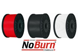 NoBurn Fire Resistant Cable