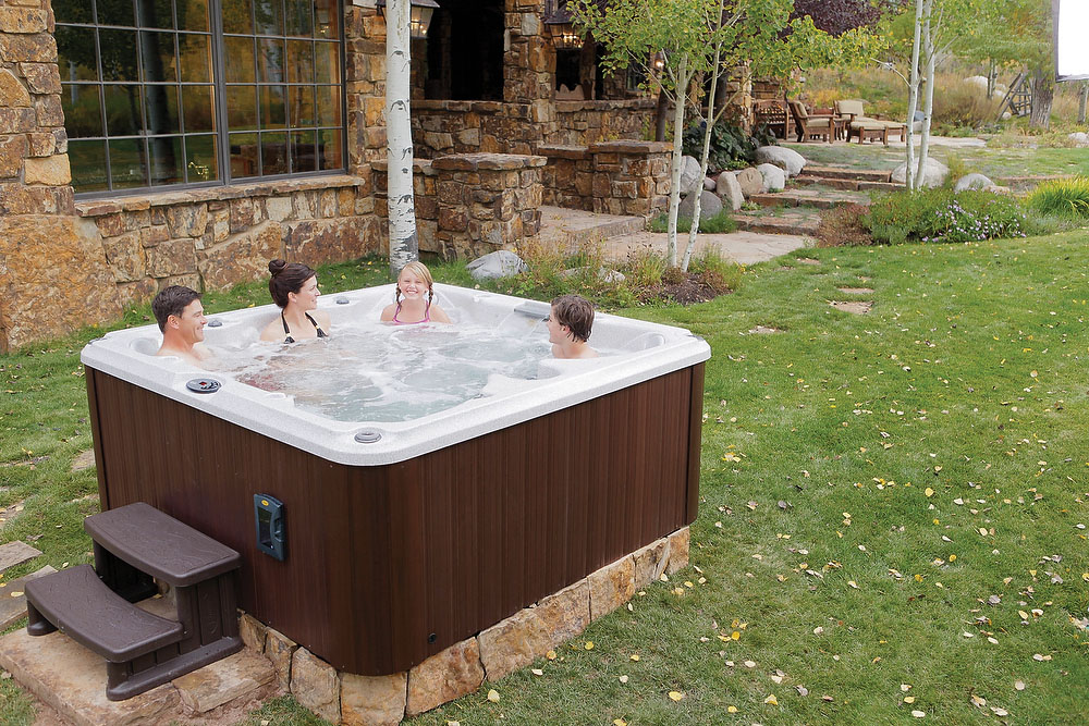 Jacuzzi U00ae Hot Tubs Bluewave U2122 Spa Stereo System Connects To