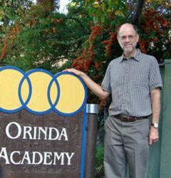 Ron Graydon, Orinda Academy, college prep curriculum