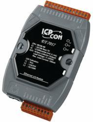 ICP DAS Ethernet I/O Module