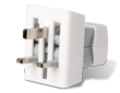 AViiQ Slim Travel Adapter