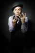 Magician Bradley Fields Appears at the Gallo Center for the Arts...