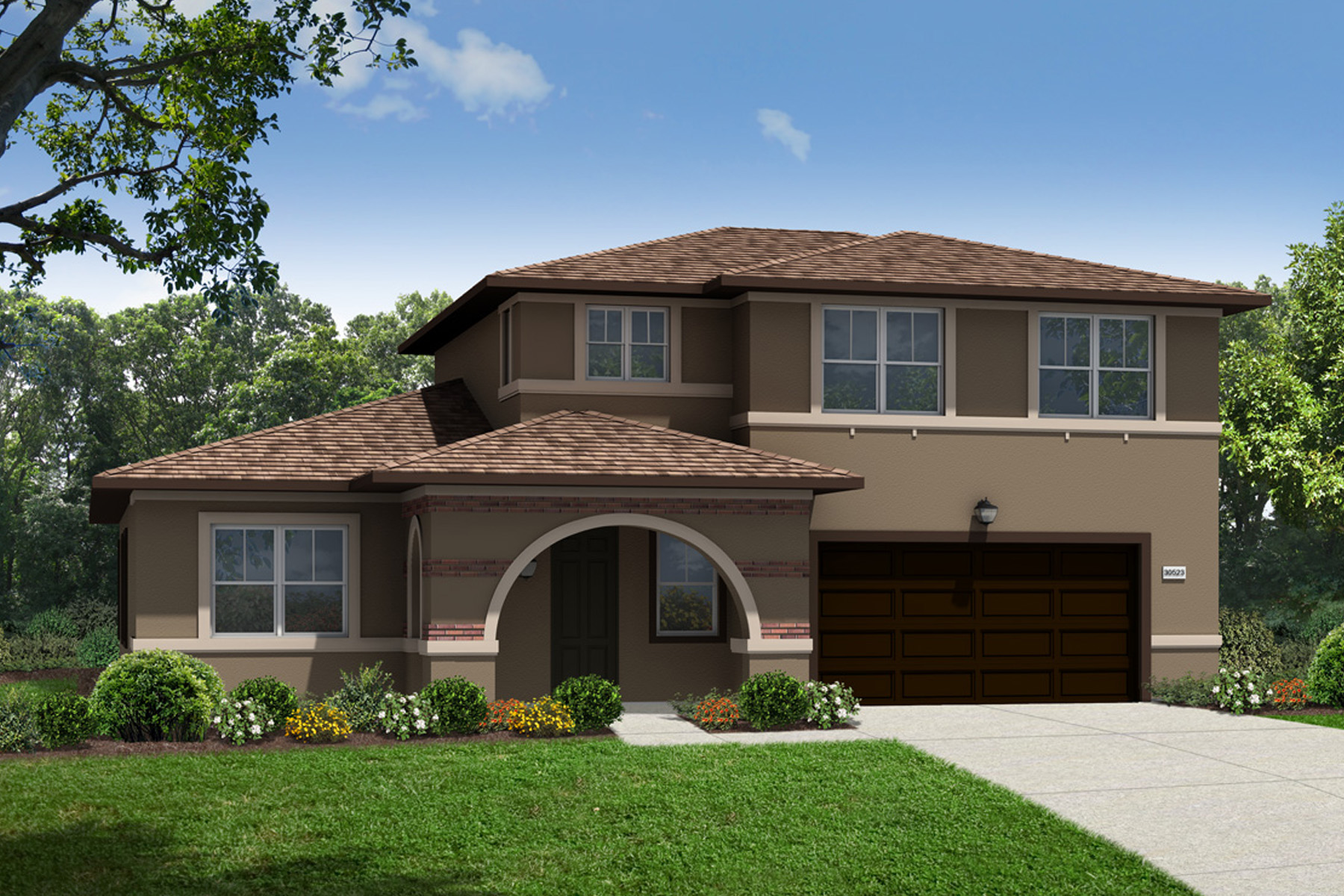 Big Sky Audie Murphy Ranch Menifee New Homes New Menifee Homes