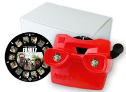 Put your own family photos on a custom reel from Image3D