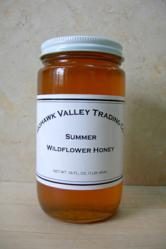 Summer Wildflower Honey