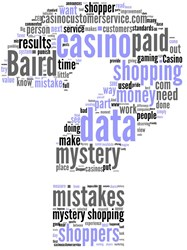 Casino Secret Shops Provide Data That Is Valuable On Many Levels