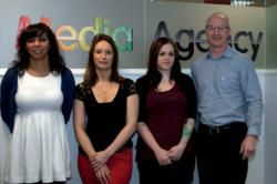 Media Agency Group employ new staff