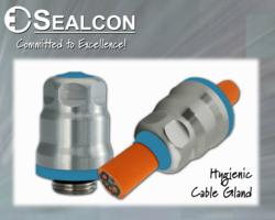Sealcon 316L Stainless Steel Hygienic Cable Gland