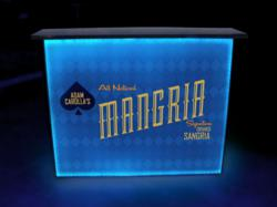 Adam Carolla's Custom Portable Mangria Bar