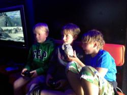 Gamewagon Birthday Video Game Parties