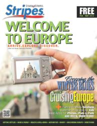 Our newest Welcome to Europe guide