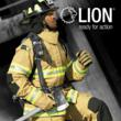 LION Janesville Turnout Gear - DuPont Kevlar and Nomex fibers