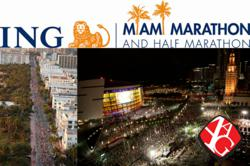AAG Health at the ING Miami Marathon