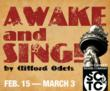 South Camden Theatre Company Opens AWAKE AND SING! by Clifford Odets