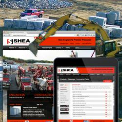 Shea Concrete Unveils New Website