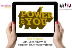 The Power of You Personal Branding Webinar