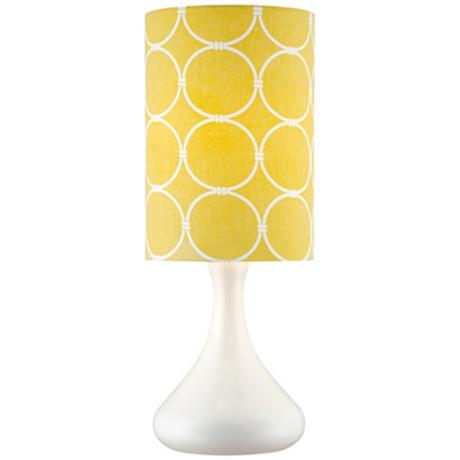 Retro Lemon LampMuted Yellow Is A Popular Hue For 2013 ...