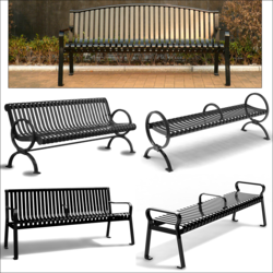 New Benches www.theparkcatalog.com