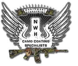 Hydrographics company, hydrodipping, camo dipping,