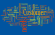 The Customer Service Crowd Cloud