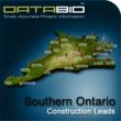 DataBid, Provider of Commercial Construction Bids in Ontario, Canada,...
