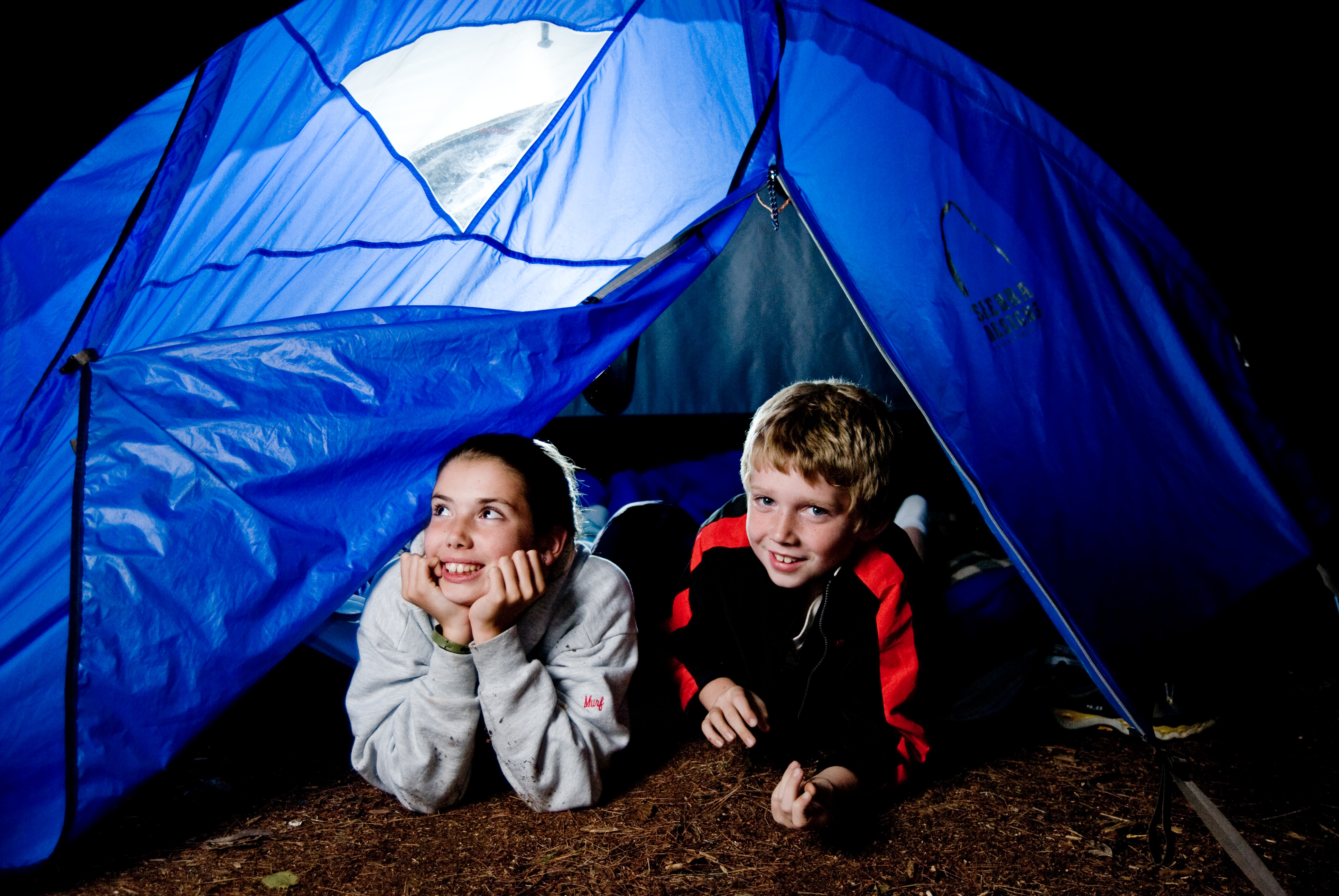 Camping In The Backyard With Toddlers :  into a Campout for this Year?s Great American Backyard Campout