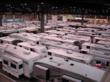 Hundreds of RVs at The Seattle RV Show