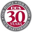 CCA 30th Anniversary Logo
