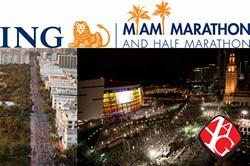 AAG Health at the ING Miami Marathon