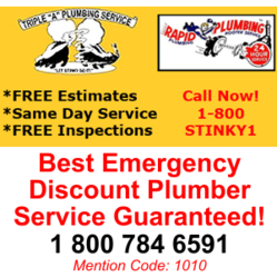 San Jose Plumber Services Announce San Jose Plumbing Discounts And