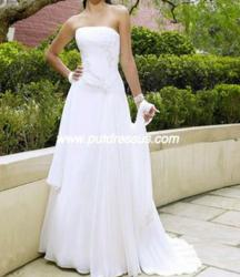 Wedding Dress Promotion for Valentine's Day