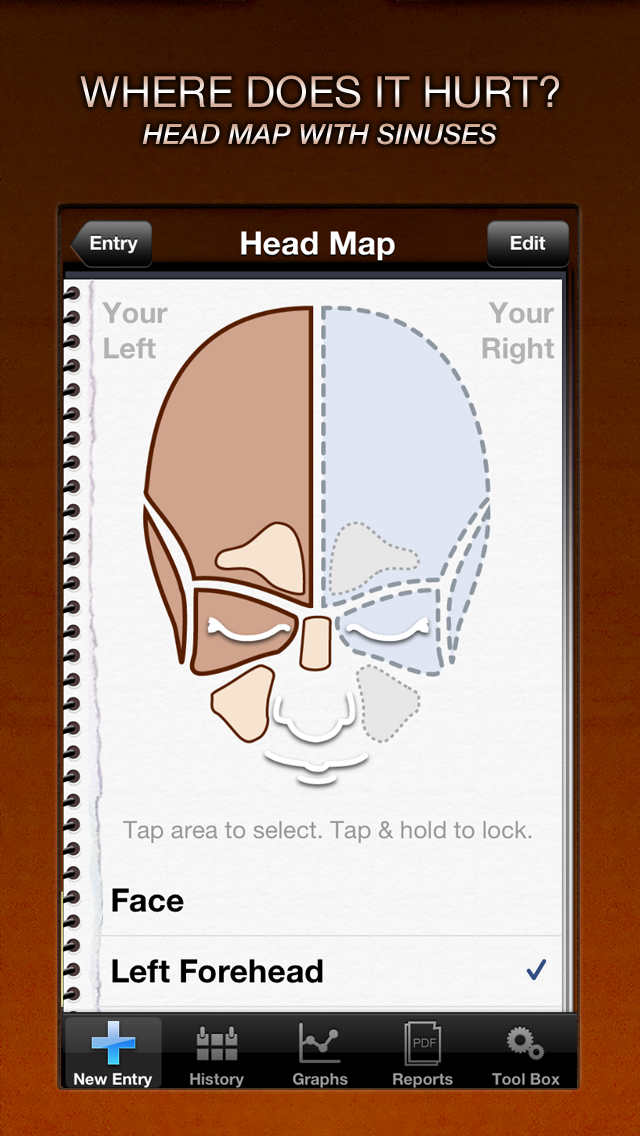 Headache  U0026 Migraine Tracker For Iphone And Ipod Touch Now