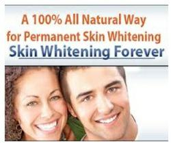 how to whiten skin