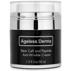 Ageless Derma Stem Cell and Peptide Anti Wrinkle Cream