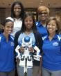 Spelman College SpelBots Demonstrate Cutting-Edge Robotics at UCLA