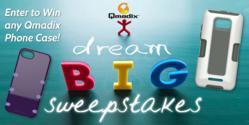 Qmadix Dream Big Sweepstakes