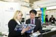 One of many overseas exhibitors at Automation World 2012