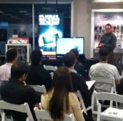Spireon and Verizon host event for customers with JGRMX