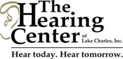 hearing aids in Lake Charles LA - Hearing Center of Lake Charles, Inc. logo