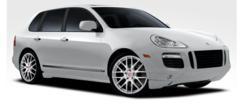 Porsche Wheels by Victor Equipment on a Porsche Cayenne