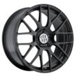 Porsche Wheels by Victor Equipment - the Innsbruck in Black